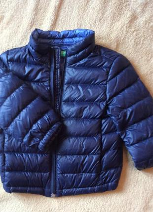 Детская курточка benetton