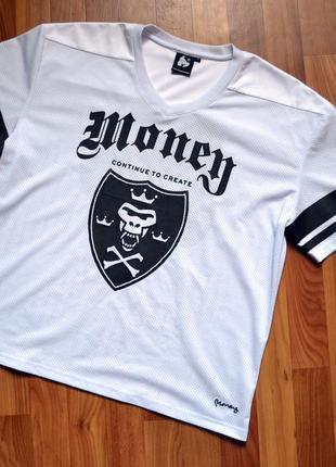 Крутая футболка money