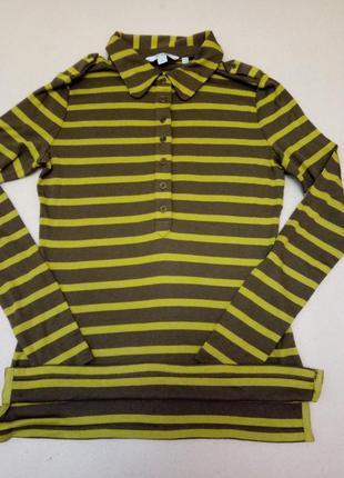 Блуза реглан майка футболка из мягкого трикотажа boden