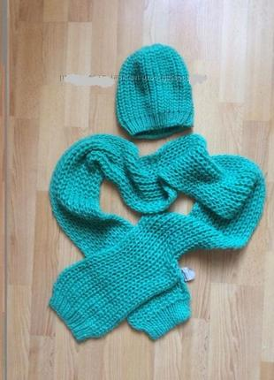 Набор jennyfer - шарф и шапка