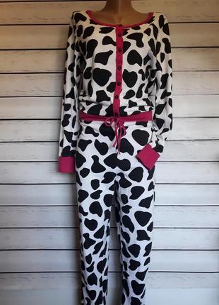 Пижама слип кигуруми. новая. хлопок. размер м-l