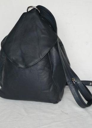 a1e52d66714c Кожаный вместительный городской рюкзак индия Leather Fashion, цена ...