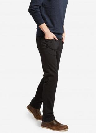 Wrangler arizona черные классические джинсы w36 l34