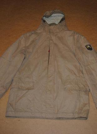Strellson куртка 2в1 стреллсон с подкладом