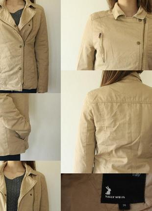 Куртка (косуха) tally weijl