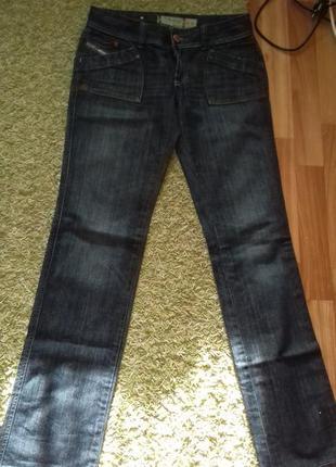 Плотные демисезонные джинсики