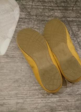 Балетки, туфли gabor натуральная кожа 35р4