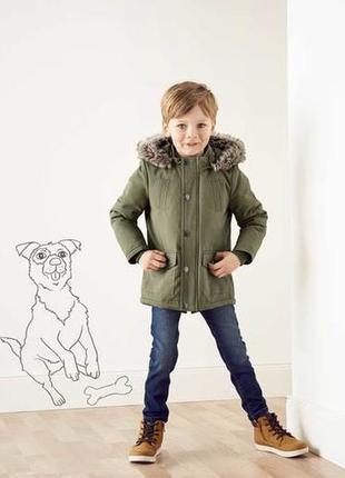 Lupilu® куртка-парка для хлопчика, р. 110, 116