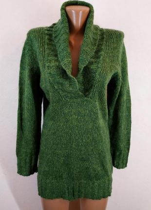 Теплый уютный свитер