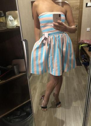 Летнее обалденное платье