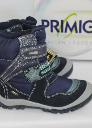 Зимние сапоги фирма primigi, европейский-32, по стельке-21, 3 см