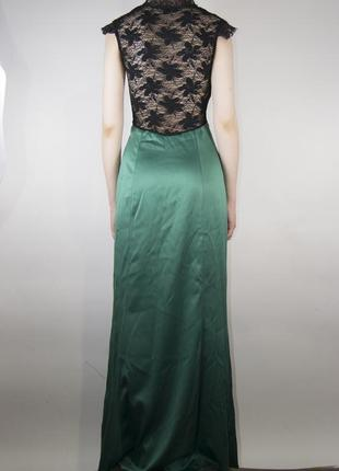 Платье выпускной вечернее коктельное атласное распродажа