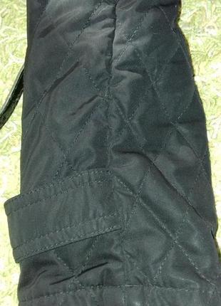 Стеганный тренч пальто плащ в стиле шанель срочно!!!4 фото