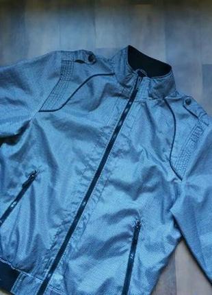 Куртка ветровка crafted