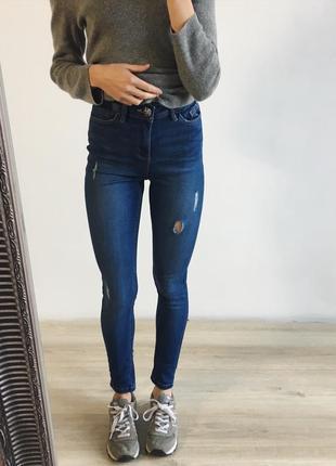 Красивые джинсы f&f