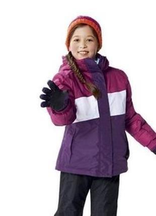 Лыжный костюм для девочки crivit германия 122/128 см