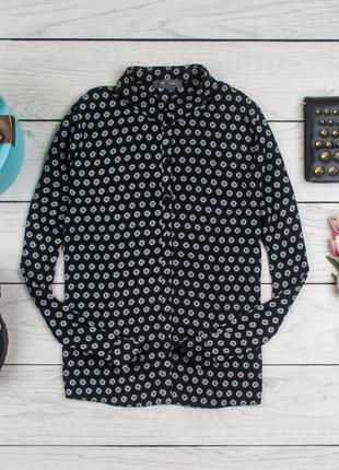 Шелковая  блуза от primark рр 16 наш 50