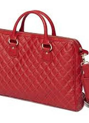 Красная сумка/сумка для ноутбука