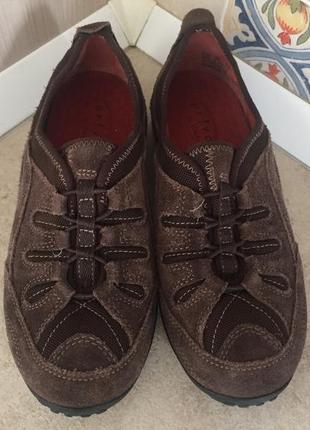 Спортивные туфли clark's