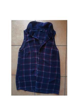 Летняя шифоновая блуза от new look