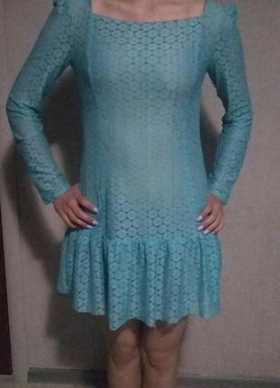 Легкое платье кира пластинина