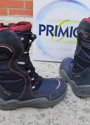 Новые зимние ботинки сапоги primigi osaka-e. италия