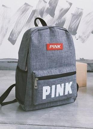 Рюкзак pink victoria's secret