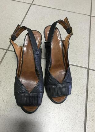Туфли босоножки chie mihara оригинал размер 37
