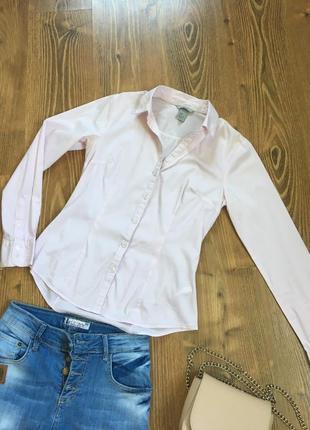 Женская рубашка h&m