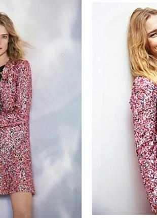 Платье h&m conscious.размер34(xs)и 38(м)2