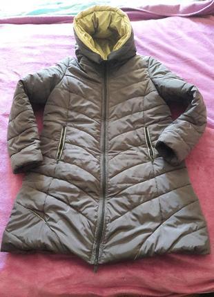 Куртка пальто зима 56 размера