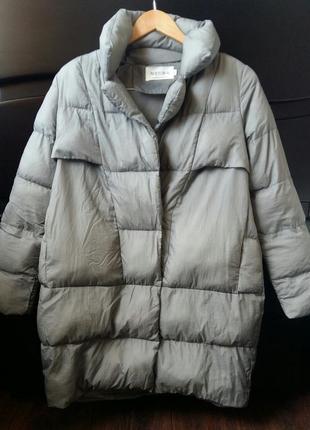 Теплая куртка зефирка