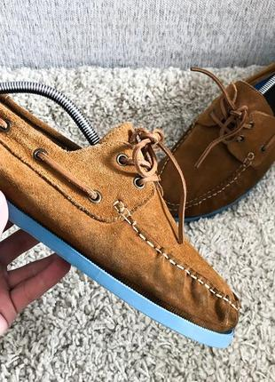 River island мужские туфли, брони кожаные, топспйдеры