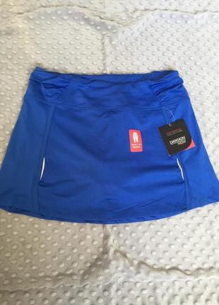 Спортивная юбка-шорты для плавания, бассейна danskin