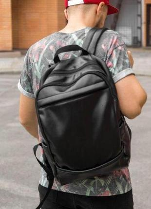 Рюкзак кожаный coder