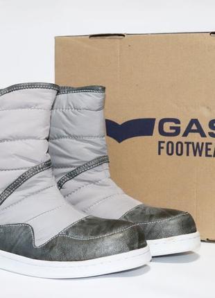 Сапоги дутики gas footwear оригинал. 41