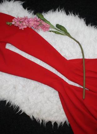 Яркие брюки с широким низом2 фото