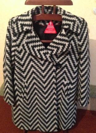 Пальто-шерсть wallis