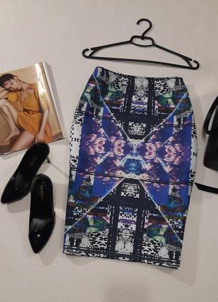 Красивая юбка. размер xl