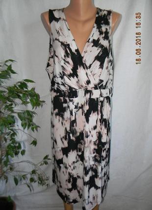 Новое красивое платье большого размера together