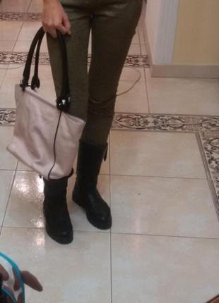 Кожаная сумочка, италия. ripani