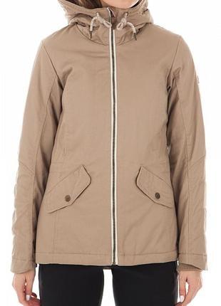 Оригинальная утепленная куртка с капюшоном outventure