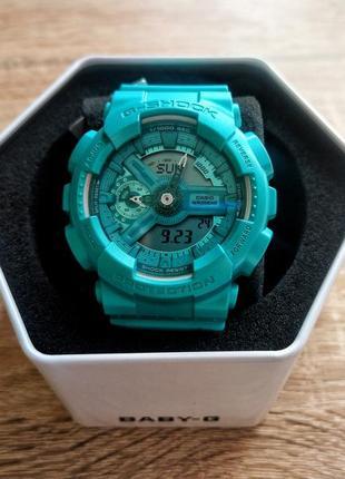 Оригінальний годинник сasio g-shock 110vc-3a