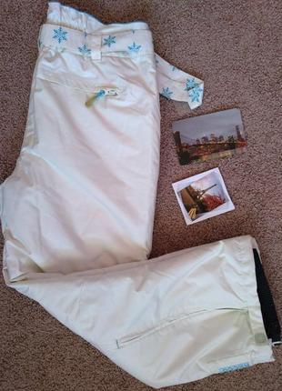 Теплые лыжные зимние штаны tcm recco polar dream женские размер xxl большой