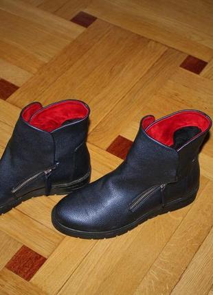 Ботинки осень 25,5 см
