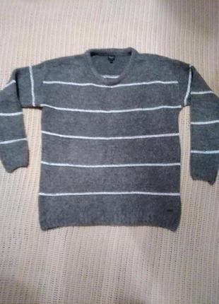 Теплый милый свитерок