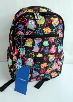 Рюкзак, ранец, городской рюкзак, маленький рюкзак, птицы