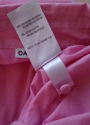 Рубашка от бренда damart. вторая вещь минус 50% скидка!4