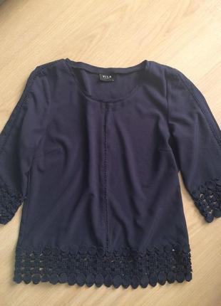 Шикарная блуза р.м