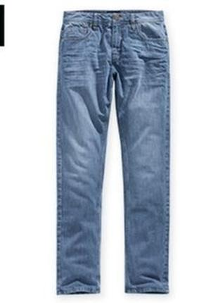 Термо джинсы на х/б подкладке watsons германия, р. 52 (36/33)